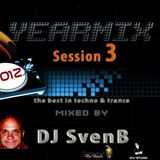 DJ SvenB - Yearmix 2012 Session 3 (over 2 hours Set) [best in techno&trance]