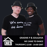 Graeme P & Soul Diva - We Came To Dance Radio Show 27 JUN 2019
