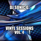 DJ SONIC G - VINYL SESSIONS vol 4