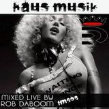 Haus Musik - fm808 @robdaboom