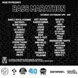 04/02/2017 - Bushbaby & KXVU - Bass Marathon - Mode FM (Podcast)