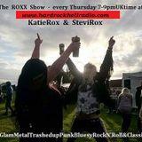 The ROXX Show at Hard Rock Hell Radio 10 May  The Black Bullets Girl Skin Jizzy Pearl T Rex LA Guns