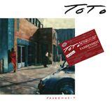Toto – Fahrenheit  1986  Japan