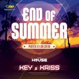 KEY & KRISS - END of Summer 2018 cz2