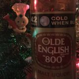 Malt Liquor XMAS with Aaron and Uncle