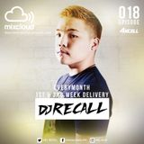 Axcell Radio Episode 018 - DJ RECALL