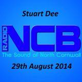 Stuart Dee 29/8/14 - NCB Radio
