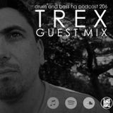 DBHQ 206 TREX guest Mix