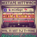 MixtapeMittwoch oldschooledition - by dj t-vine