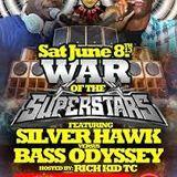 BASS ODYSSEY VS SILVER HAWK IN THE BRONX JUNE 2K13