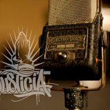 Radio Justicia - GhettoBlaster Vs Delorean (Round 1)