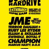 Spooky x Butterz & Hardrive 2nd Birthday 24/3/12 @ Cable