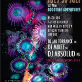 MikeE B2B Jak Torrance - Live @ Glow Scuba Launch Party Koh Tao