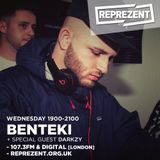 Darkzy - 14/09/16 - #TekOneTekTwo on Reprezent 107.3FM