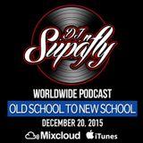 DJ Supafly - Old School to New School Mix