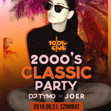 DJ TYMO 2000's Classic live @ Club 1001, Bordány 201908.31.