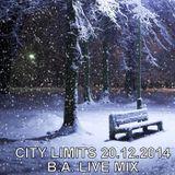 City Limits 20.12.2014 (B.A. Mix)