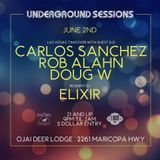 "The OJAI Project: Eric ""DJ Elixir"" Parsons, Carlos Sanchez, Rob Alahn and Doug Wilcox"