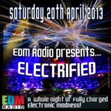 MuSiC JuNkY Presents Electrified