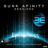 Sunk Afinity Sessions Episode 55