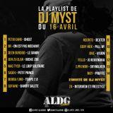 ALDGSHOW de DJ MYST aka LA LEGENDE recoit ZK sur Generations FM emission du 16 04 2017 Part II