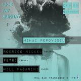 Rodrigo Nickel @ Lick My Sunday | 09.10.2016