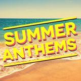 Summer Anthems July 2018
