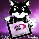 DJ B-EZ on 102.5KDON 04.04.2014