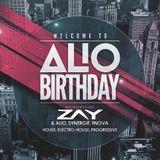 Alio Birthday - Live Set