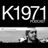 VSK (C.R.S.Recordings) K1971 PODCAST (www.k1971.com)