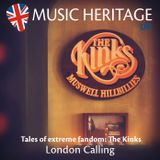 LONDON CALLING - Tales of Extreme Fandom: The Kinks