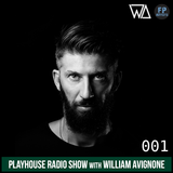 William Avignone - PlayHouse Radio Show 001 on TM Radio - 25-Dec-2017