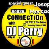 Joseph Mercado on The House Connection 90.7 / 92.7 FM 11/01.2014