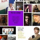The Jazz Lounge Radio Show on K107fm Community Radio with Grace Black 6th May 2018