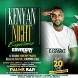 KENYAN NIGHT EXP PROMO MIX 20TH APRIL PALMS BAR COVENTRY