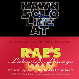 Live at Rae's Lakeview Lounge Oct. 17th 2014