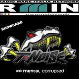 Mental Corrupted @ Showcase #3 T-Noise Records, RMIN (Radio Mare Italia Network) 25-01-2016