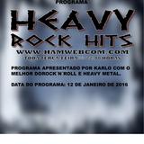HEAVY ROCK HITS - HAM WEB COM: 12/01/2016 - Produzido por www.pressrtv.com
