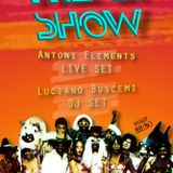 Luciano Buscemi - Freak Show vol. 3 @ Zoo Bar Barcelona