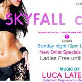 Live Skyfall club (Slovenia) 2013