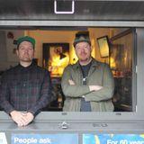 DJ Shadow In Conversation w/ Mr. Beatnick - 31st May 2016