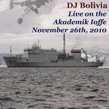 DJ Bolivia - Live on the Akademik Ioffe