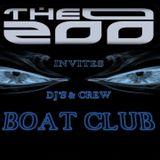Chemical Warfare B2B Frelix @ The Zoo invites boat club DJ's 6.9.2015