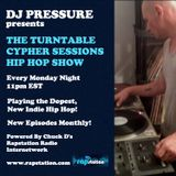 The Turntable Cypher Sessions hiphop show - Episode 141