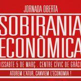 Introducció i presentació de la Jornada de Sobirania Econòmica de la Crida