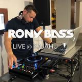 RONY-BASS-LIVE@KAJAHU-2018-08-22