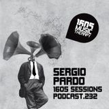 1605 Podcast 232 with Sergio Pardo