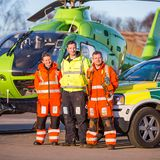 Charity Hour - no77 - 15 Feb 19 - Great Western Air Ambulance Charity's Open Day with interviews