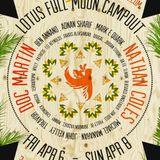 Nathan Coles Closing Set @ Lotus Full Moon Campout (San Diego)