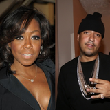 #dirtyClips Tichina Arnold Gets French Montana Together(Reading Session)